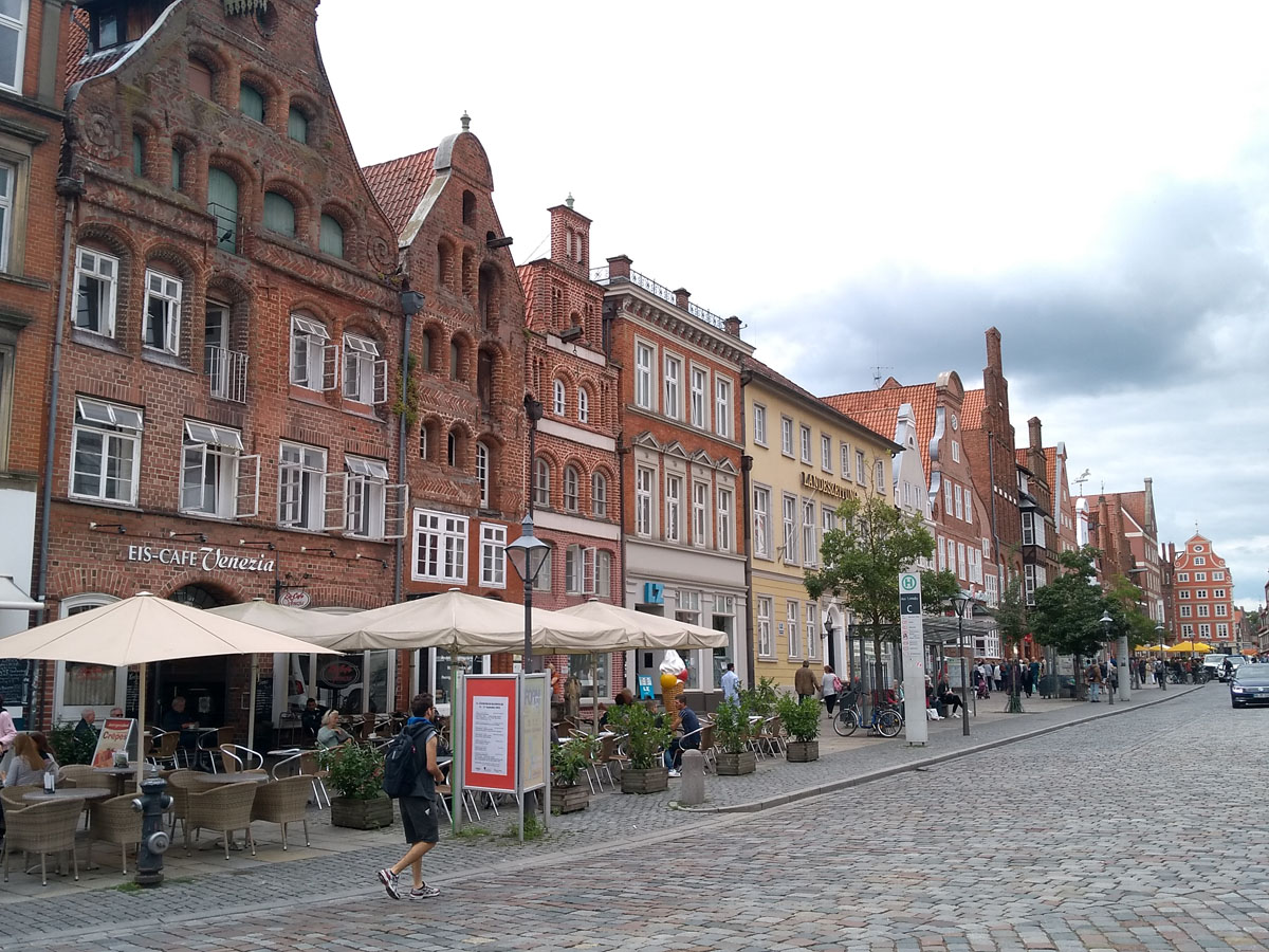 Street dating lüneburg